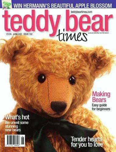Teddy Bear Times Cover