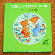 The Littlest Book of Bears